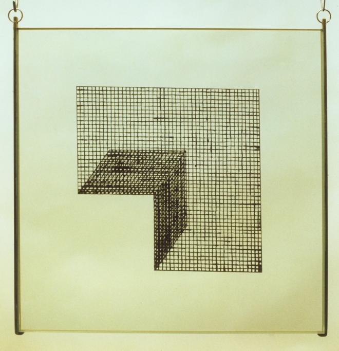 Untitled_brass-sheet-silver-brass-glass_1987