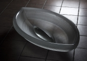 Bowl K, 150 x 72 x 23 cm