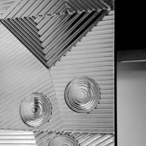 Navigace sklo v architektuře